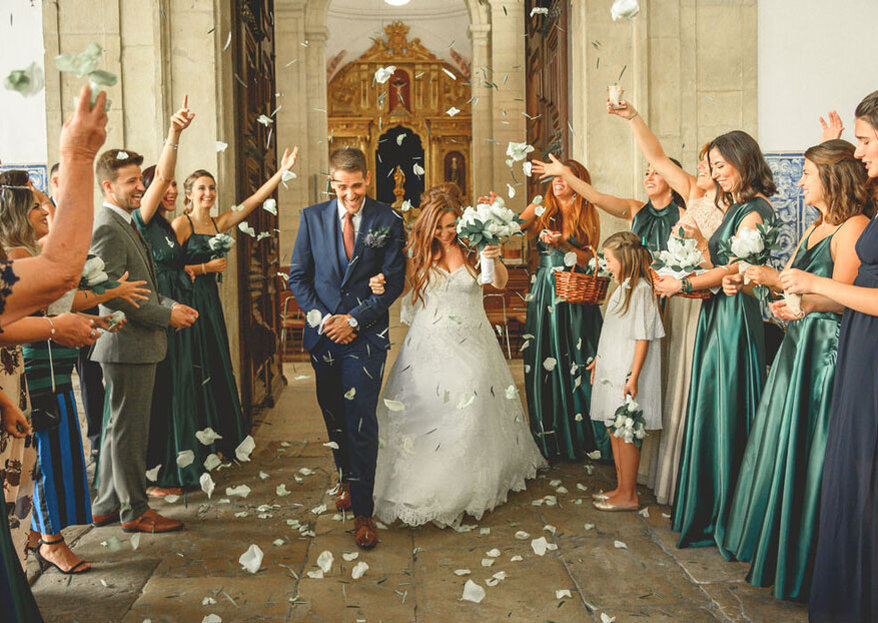 Mario Violante Studios: a história das emoções de um casamento contada por imagens