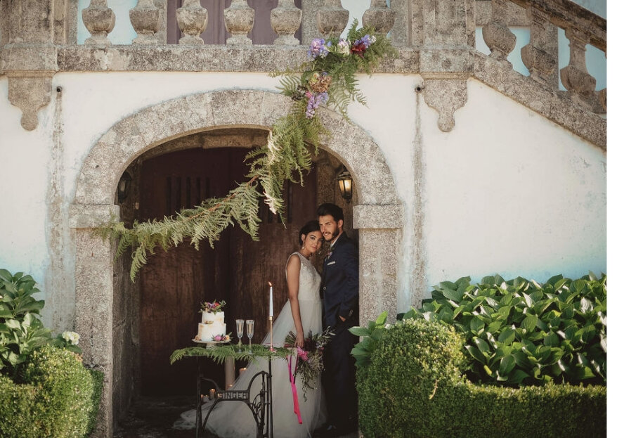 Say yes to originality: Tenha o casamento mais in de sempre