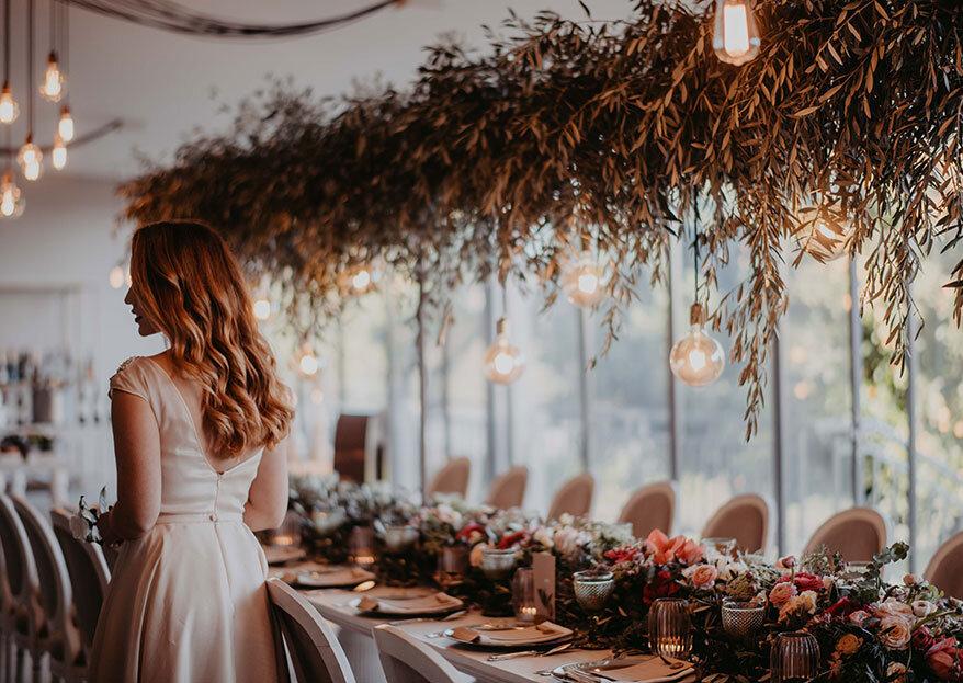 O significado das cores para a decoração do seu casamento