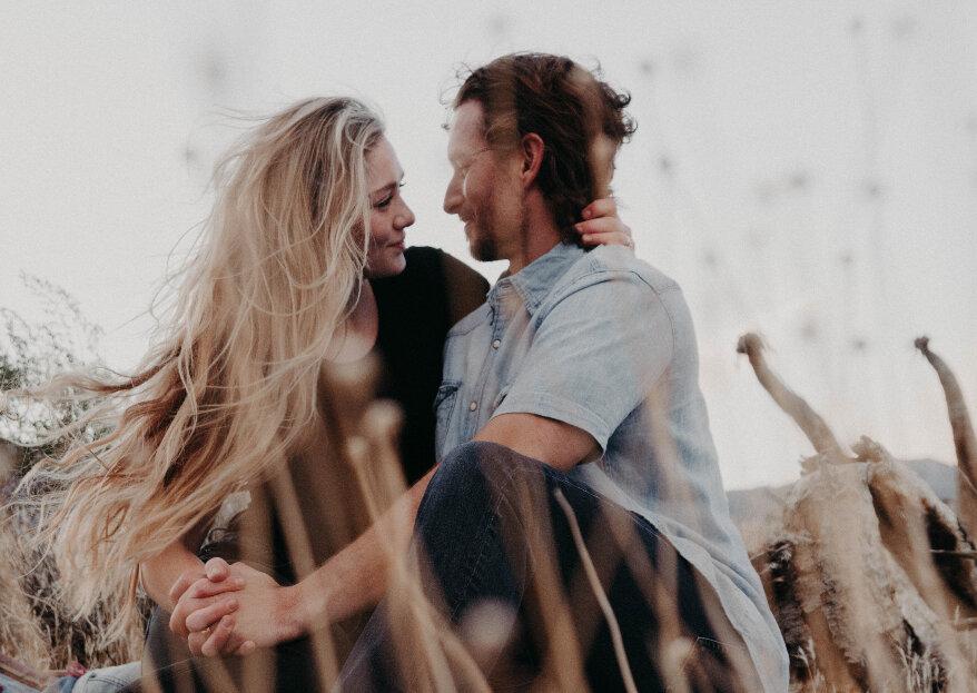 Qual é o motor da sua relação? Descubra o que a inspira a continuar, todos os dias, ao lado da sua cara-metade!