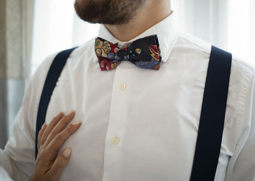 Josefino Alfaiate, tailored for you: o fato de noivo à sua medida!