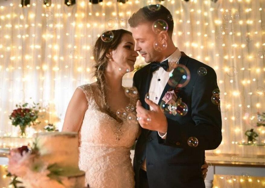 Que ninguém se mantenha sentado no dia do seu casamento com os melhores ritmos!