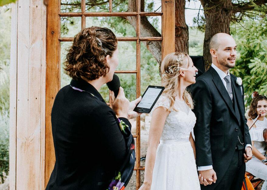 Your European Wedding Celebrant: celebre o amor de uma forma única e simbólica!