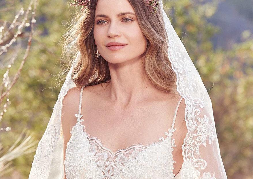 Vestidos de noiva (mais) baratos: para que nada a impeça de se casar!