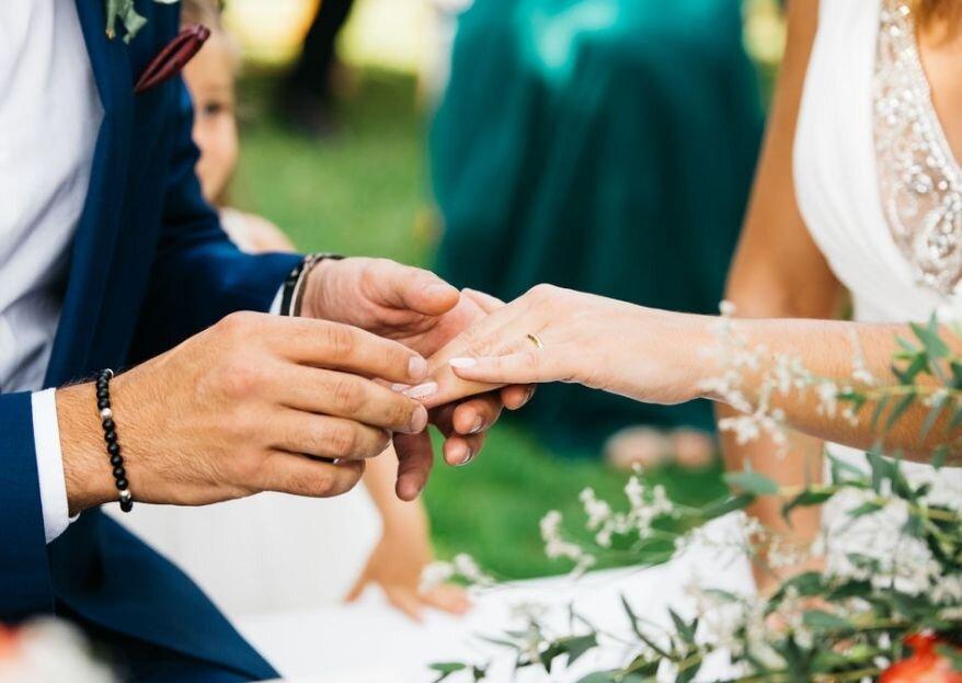 15 coisas que as noivas esquecem durante a organização do casamento!