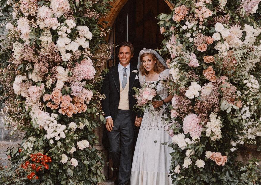 O casamento de Princesa Beatrice & Edoardo Mapelli Mozzi: as fotos!