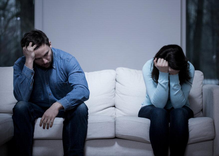 9 discussões que tem de ter com o seu parceiro antes de casar
