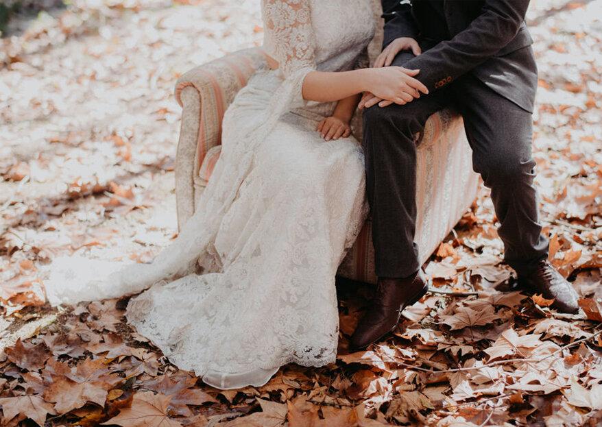 Renovação dos votos de casamento: o reafirmar do vosso amor