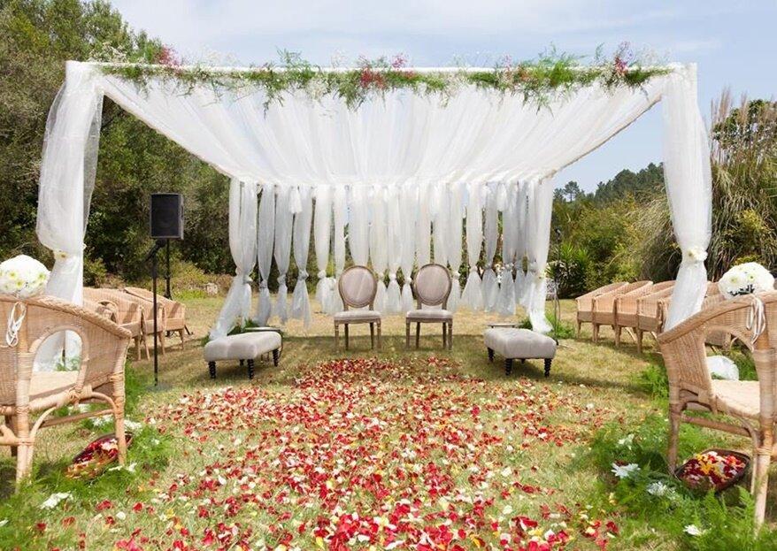 """Casar perto de Lisboa: espaços para comemorar o """"Sim, aceito""""!"""