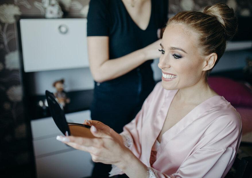 Joana Nicole Makeup: aceite o desafio e atreva-se a ser aquela noiva com que sonha desde que é menina!