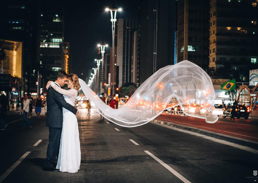 Trash the Dress: o vestido de noiva em ambientes descontextualizados