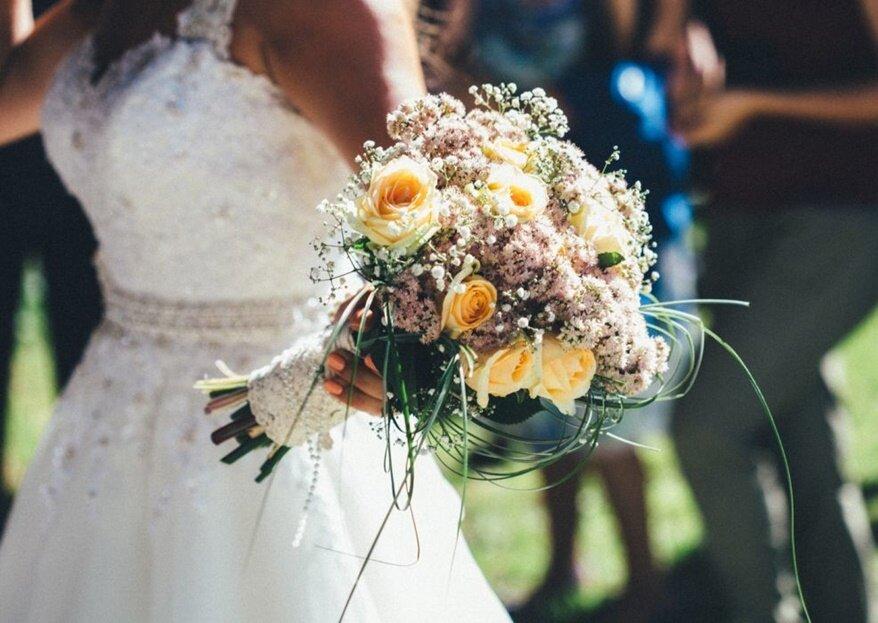 Ideias criativas para os menus e distribuição das mesas do seu casamento