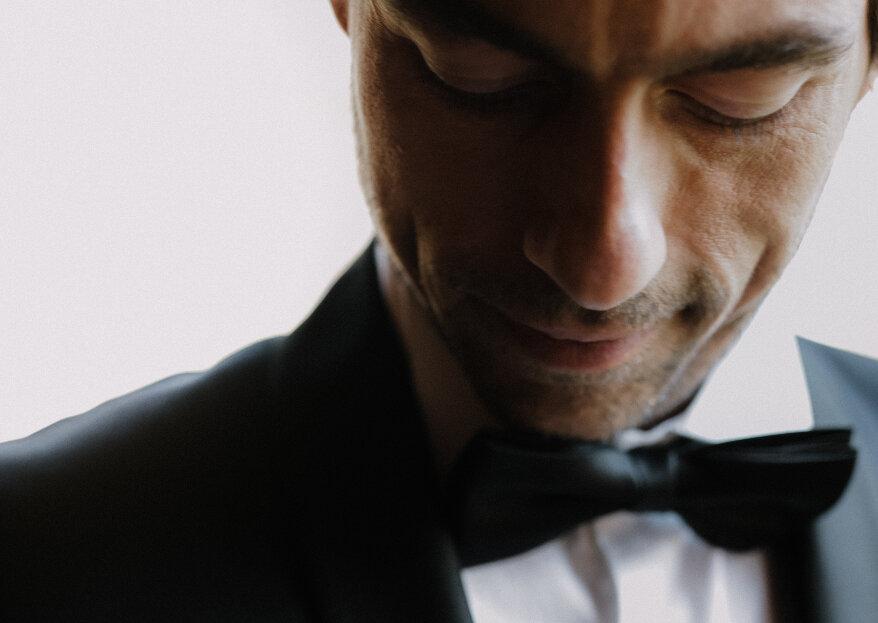 Acessórios do noivo: o guia para fazer as escolhas certas!