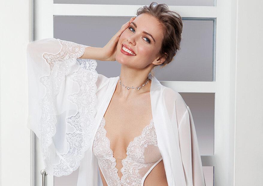 Como escolher a lingerie para o casamento em 5 passos