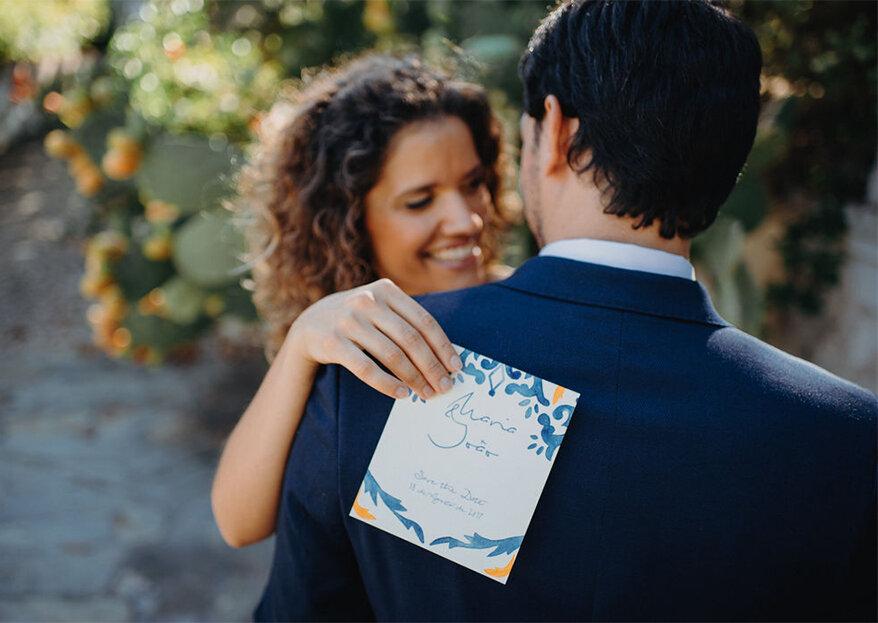 10 erros de convites de casamento mais comuns que os casais cometem