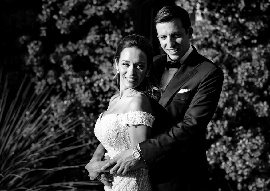 Ana e Erik - um casamento em Cannes... Abençoado!