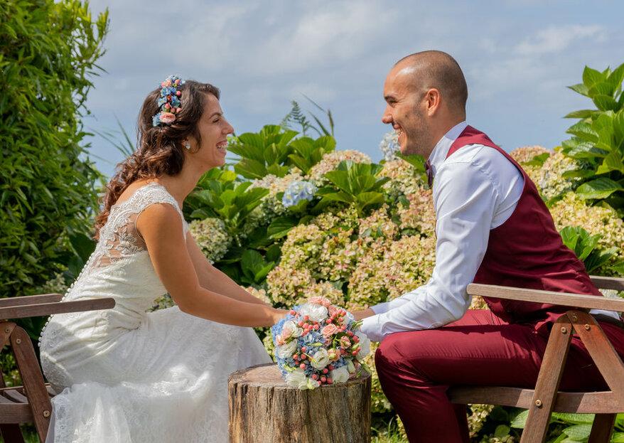 Mostre toda a sua doçura nos pequenos detalhes do seu casamento