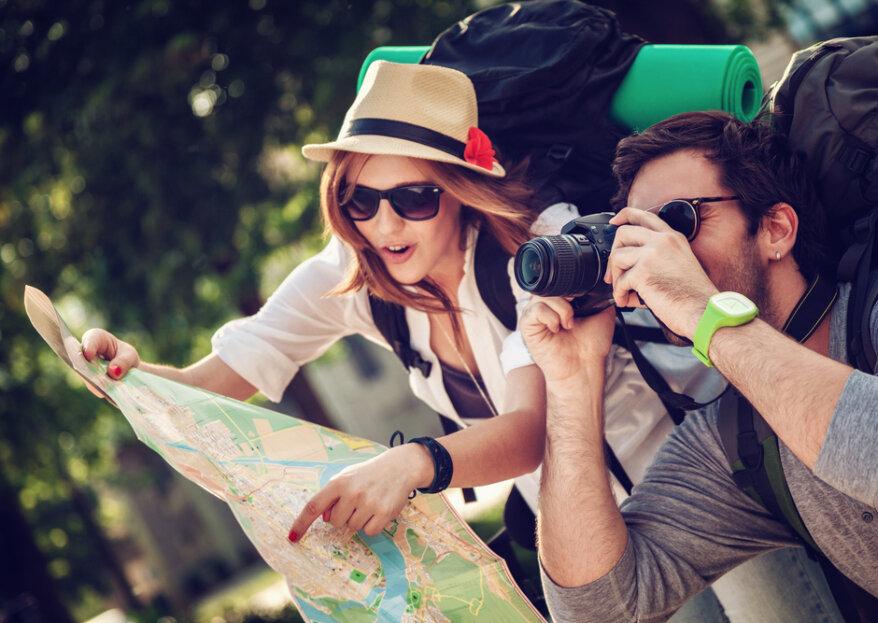 Viajar a dois? 3 aspetos fundamentais a ter em conta