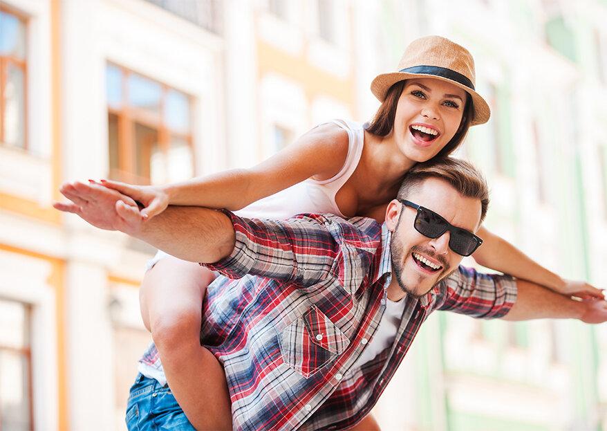 15 coisas que um casal deve fazer junto ao menos uma vez na vida!