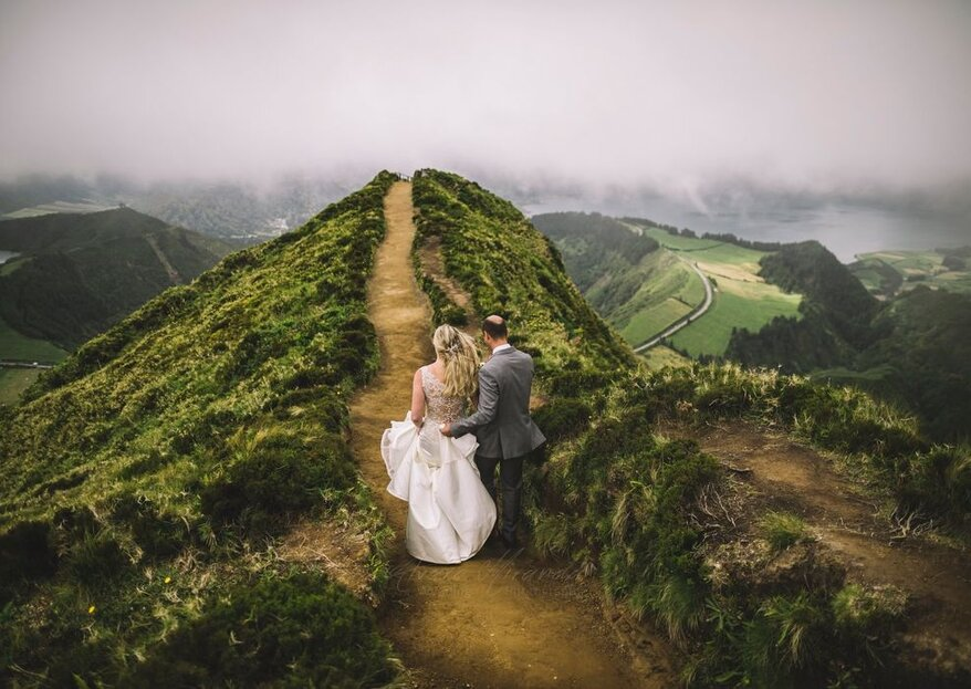 "Ambiance Wedding Azores - Destination Wedding in Azores: ""Olá"" Açores; ""Olá"" casamento memorável!"