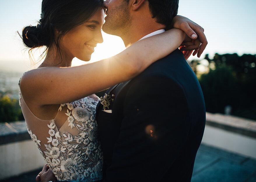 Joana & Rui: simples e fácil, um amor feito para dar certo!