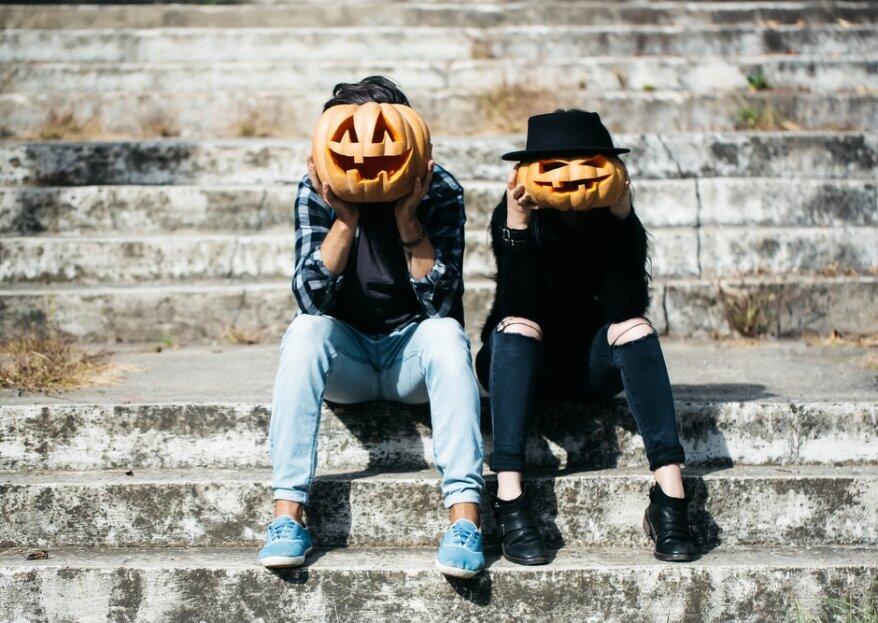 Os melhores disfarces para casal. Torne o seu Halloween verdadeiramente assustador!
