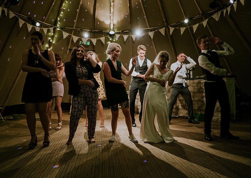 It's indie rock n' roll for me: as 70 melhores músicas para a banda sonora de um casamento 'indie!