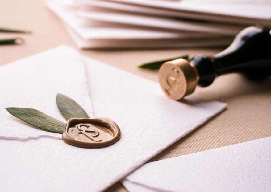 Bloem Design: os convites que refletem a beleza e o requinte do seu casamento