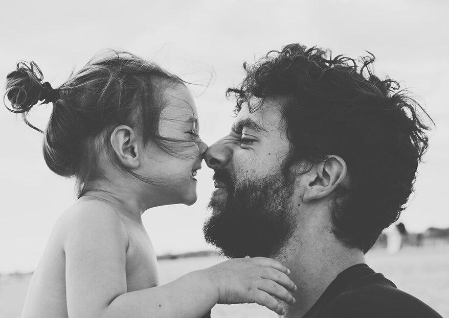 10 sinais que indicam que ele será um bom pai: dorme dorme, meu menino...
