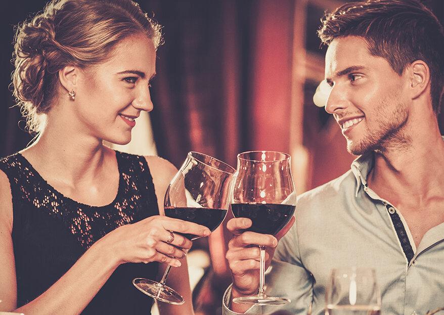Decore a sua mesa para um jantar romântico este Dia dos Namorados