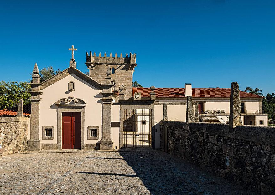 Torre de Gomariz Wine & Spa Hotel: a sofisticação (verde) de quem casa num local histórico