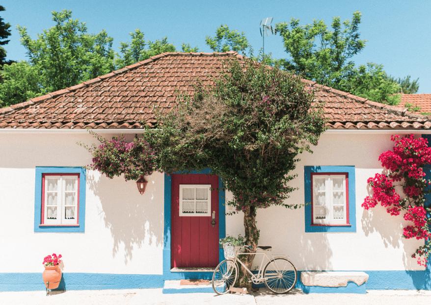 Quinta da Bichinha: o seu casamento num paraíso às portas de Lisboa