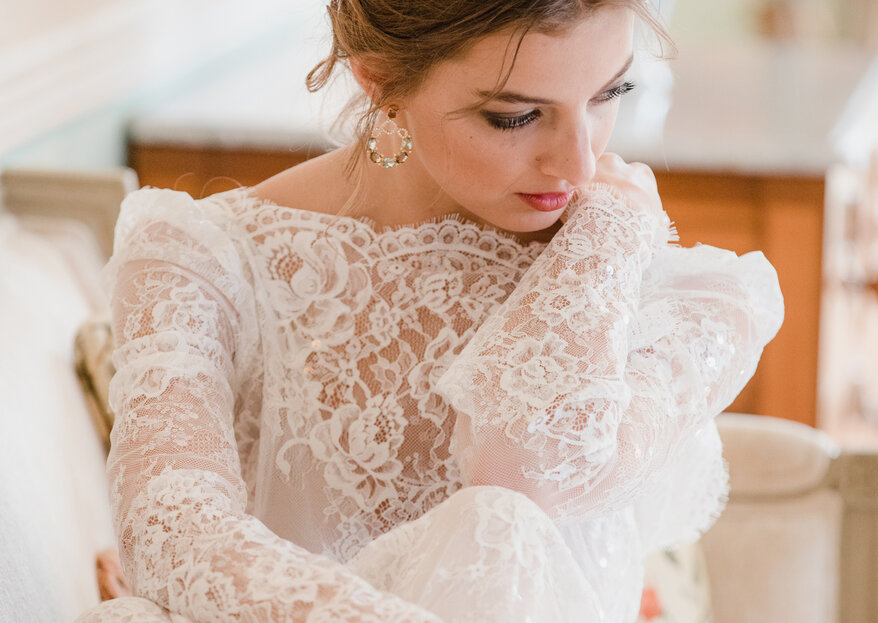 Os meus 5 vestidos de noiva favoritos para 2018