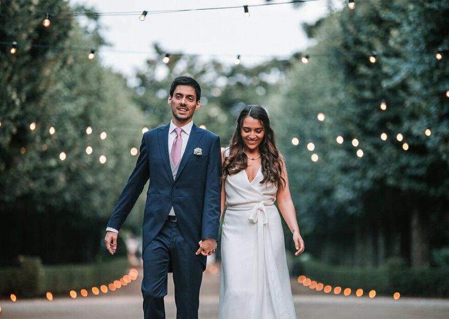 """""""E viveram felizes para sempre"""": a fórmula notável para um casamento de sonho"""