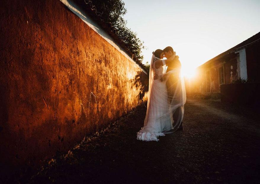 """Quinta da Picanceira: o poder da natureza num casamento """"histórico"""" às portas de Mafra"""