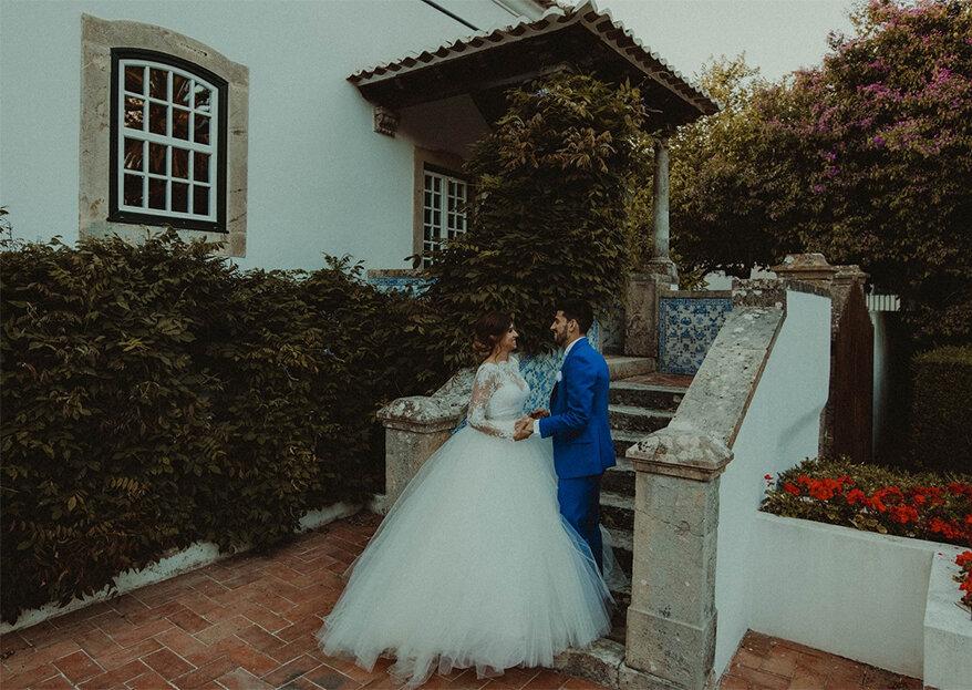 Aqui se celebram os casamentos inesquecíveis: conheça-os um a um!