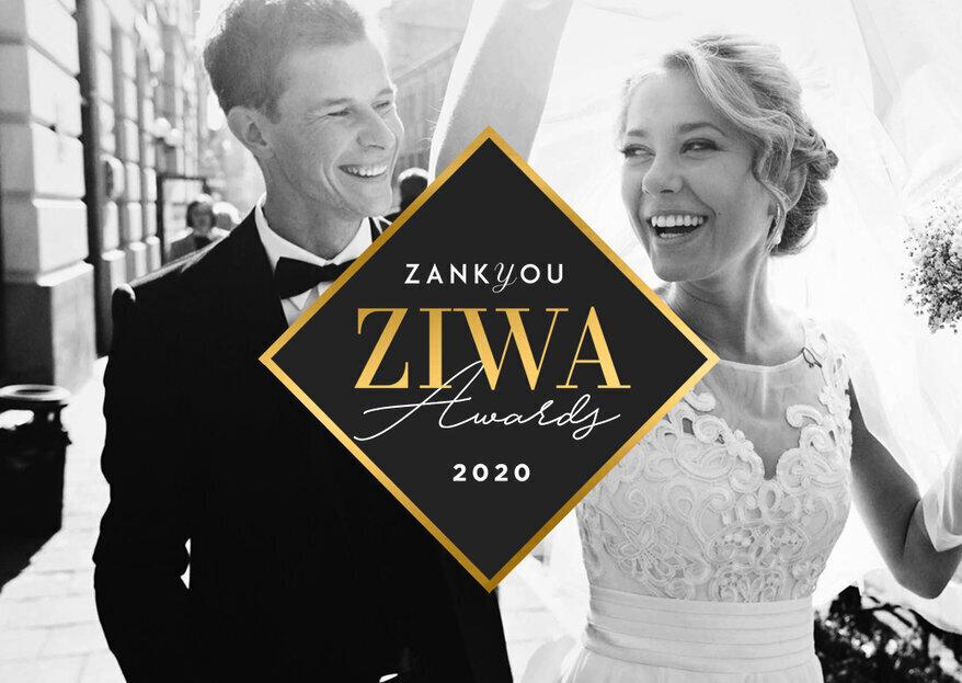 ZIWA 2020: o reconhecimento dos melhores profissionais de casamentos em Portugal