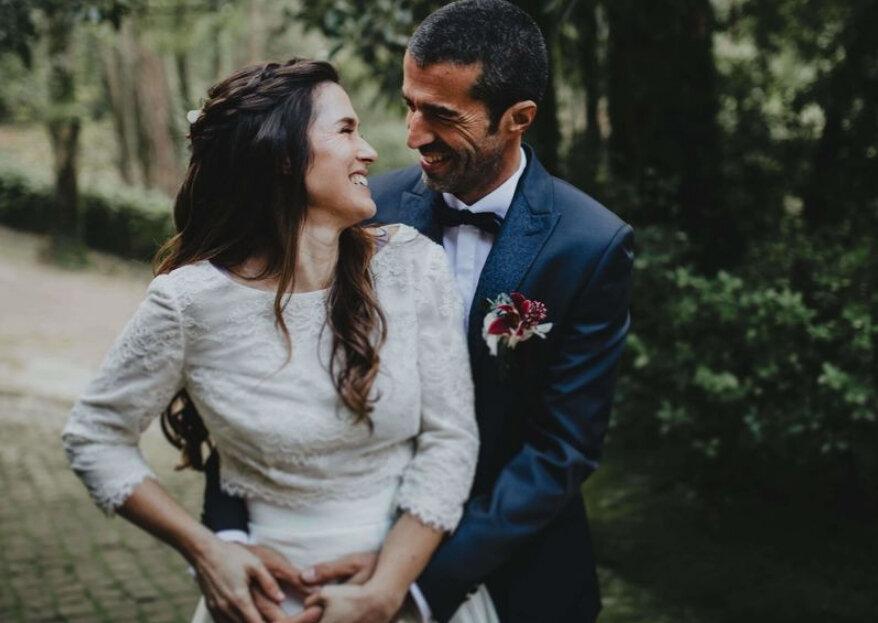 Casamento perfeito. 10 pós mágicos e um toque de instinto