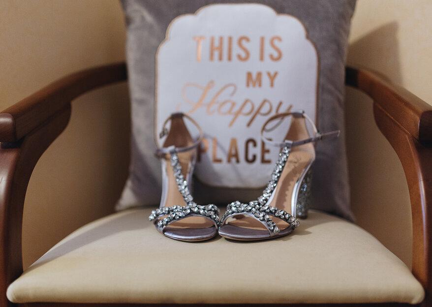 5 tipos de sapatos de casamento que nunca sairão de moda