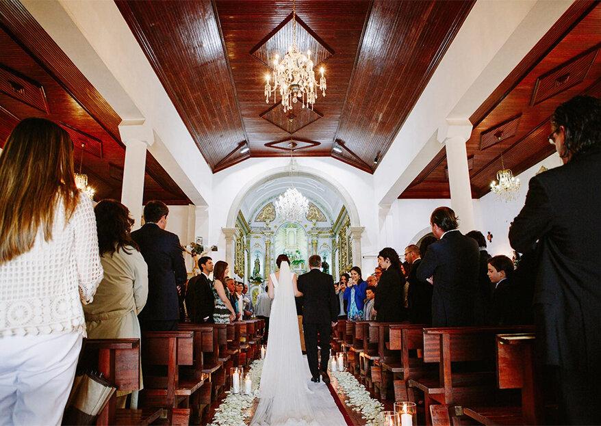 Casamento religioso: procedimentos e documentos