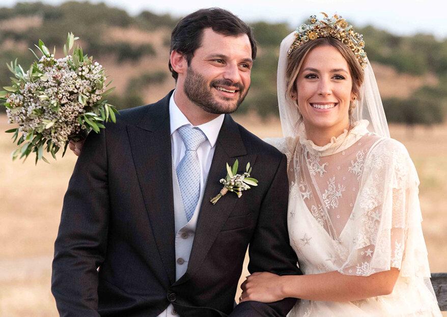 """O casamento de Inês Eugénio de Almeida: o marco de uma grande história """"que está apenas a começar"""""""