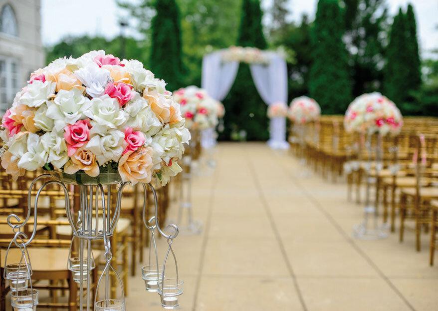 Liz Garden: há 25 anos a decorar bodas com as pétalas do amor e o doce aroma da natureza