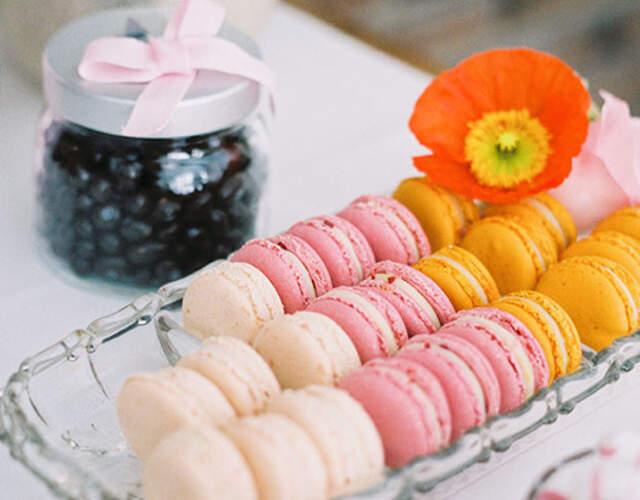 Bolos e doces para casamentos Alcobaça