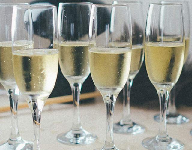Bebidas para casamento Espinho