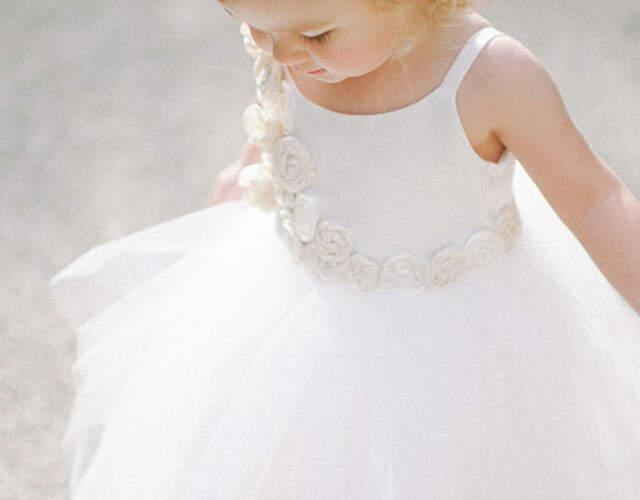 Moda infantil para casamentos Leiria