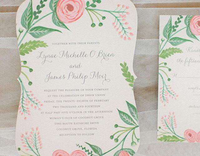Convites de casamento  Amadora